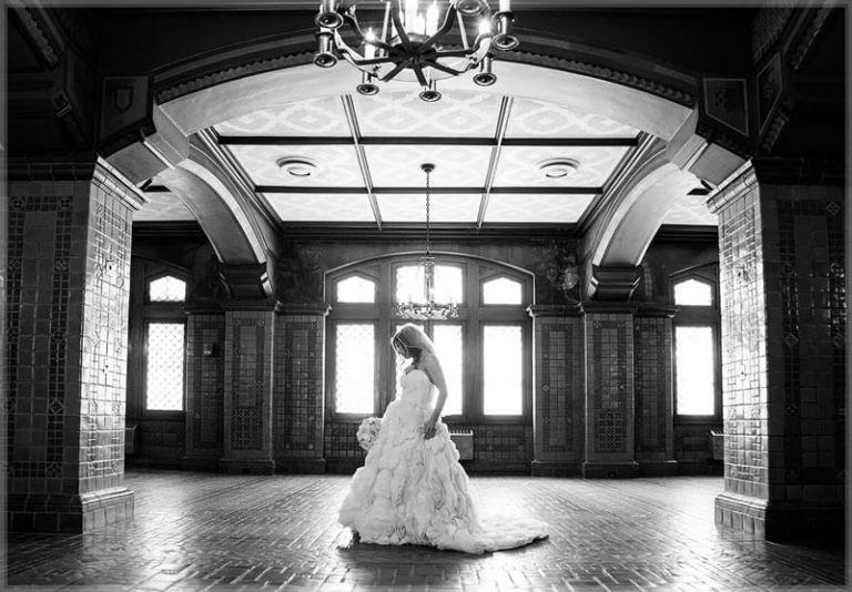 best bridal portrait